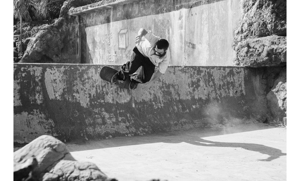 wallride in fuerteventura
